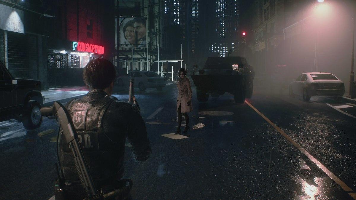 Kết quả hình ảnh cho Resident Evil 3 Remake