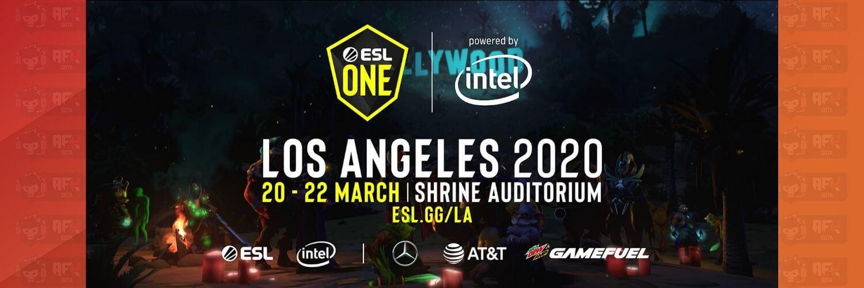 Kết quả hình ảnh cho ESL One Angeles Major