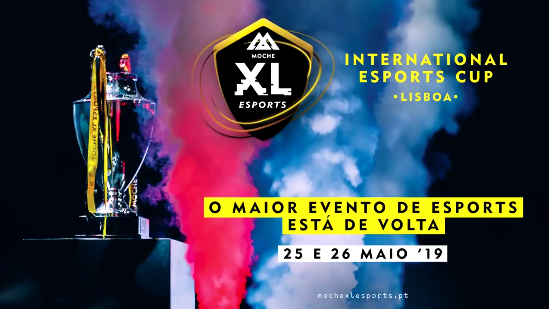Image result for Moche XL Esports 2019