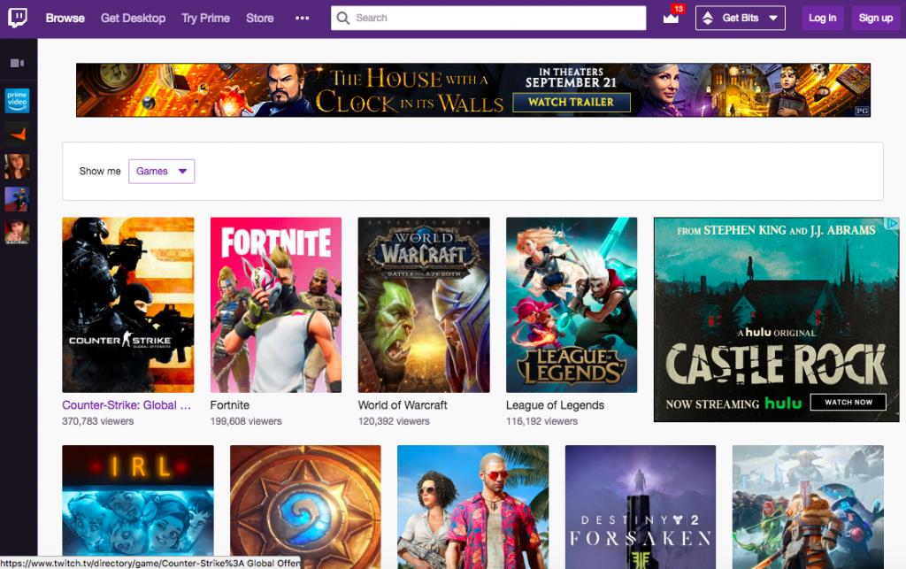 Kết quả hình ảnh cho twitch