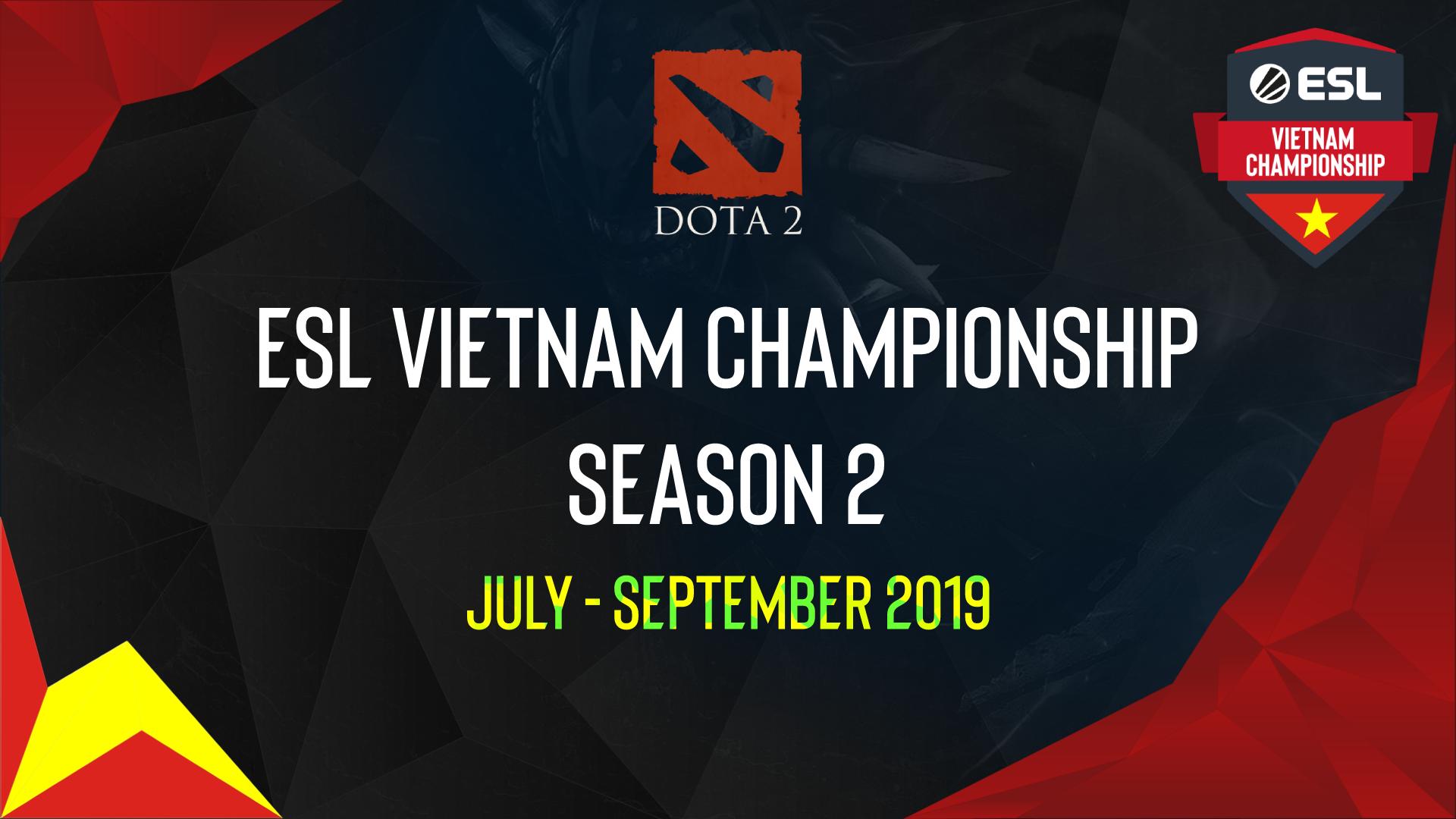 Kết quả hình ảnh cho esl vietnam championship mùa 2