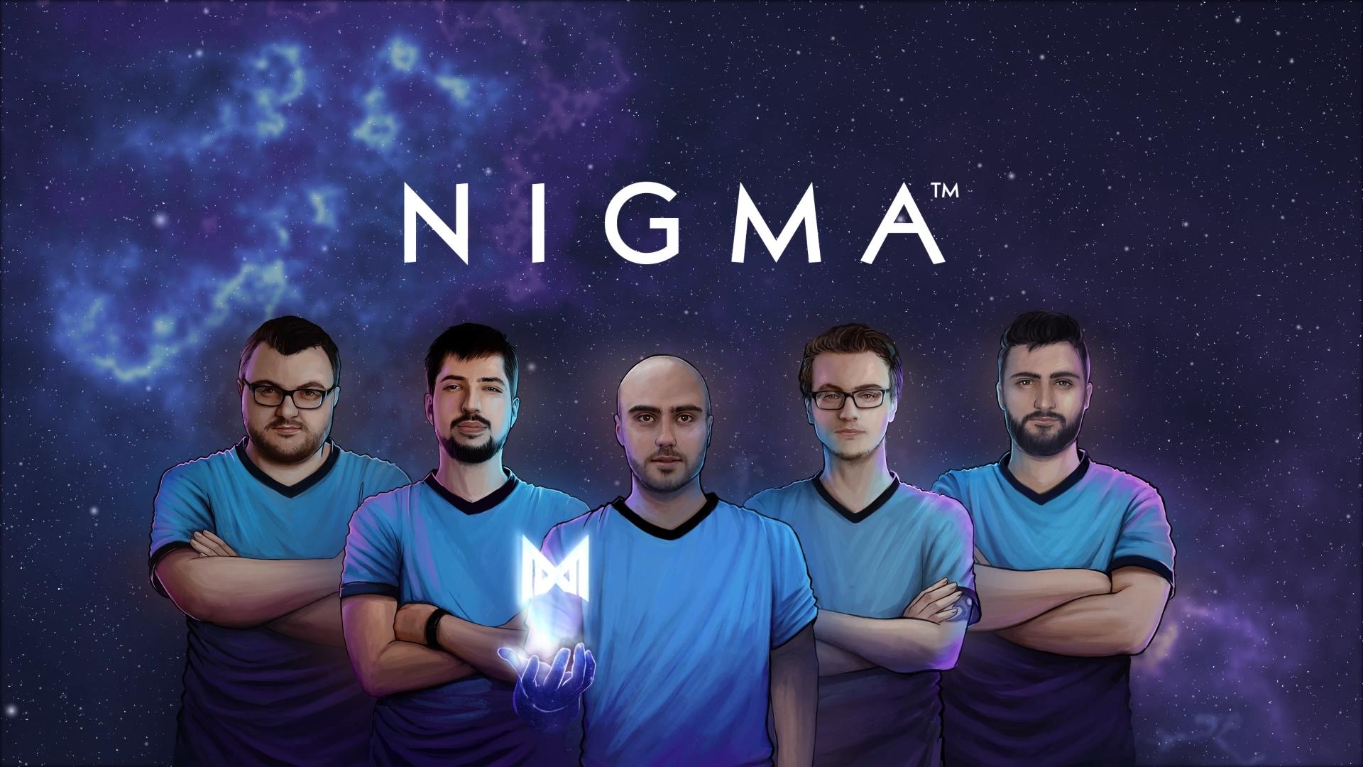 Kết quả hình ảnh cho team nigma