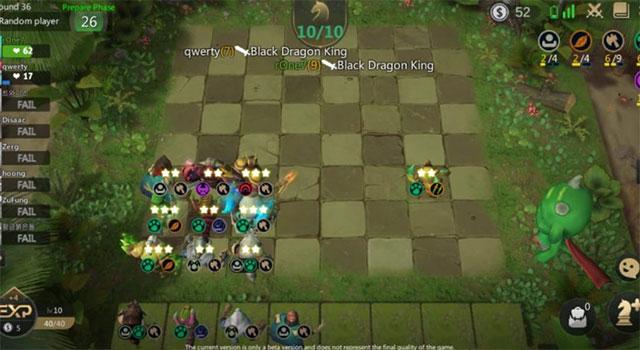 Đội hình góc Auto Chess Mobile