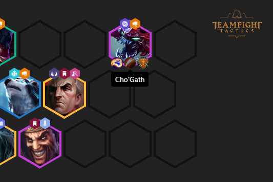 Cho'gath items