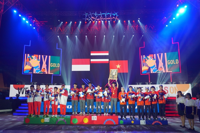 Thai Lan gianh huy chuong vang Lien Quan tai SEA Games 30 hinh anh 4