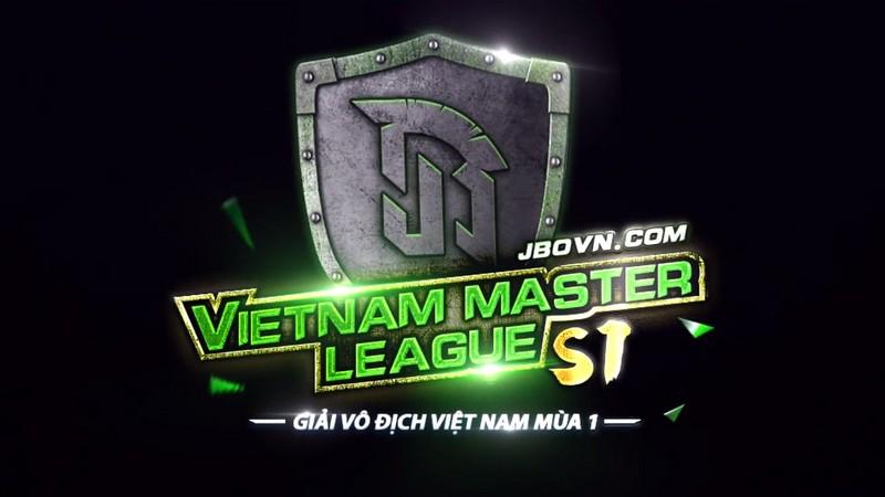 Kết quả hình ảnh cho JBO Master League Việt Nam Season 1