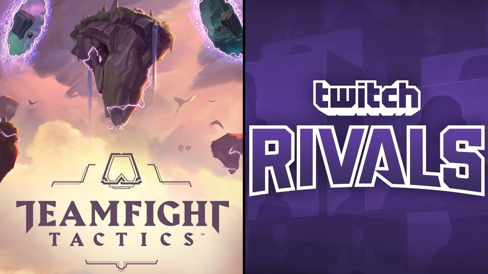 Kết quả hình ảnh cho Twitch Rivals Hosts First Official Teamfight Tactics $125k Event